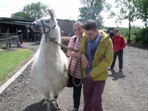 Special needs trek